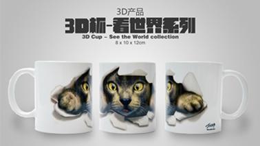 3D杯-看世界系列